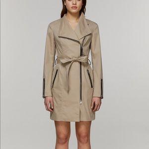❣️ Mackage Estela belted trench coat in camel❣️
